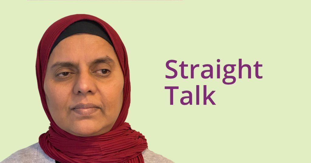 Rabia Khedr   Straight Talk   disability without poverty