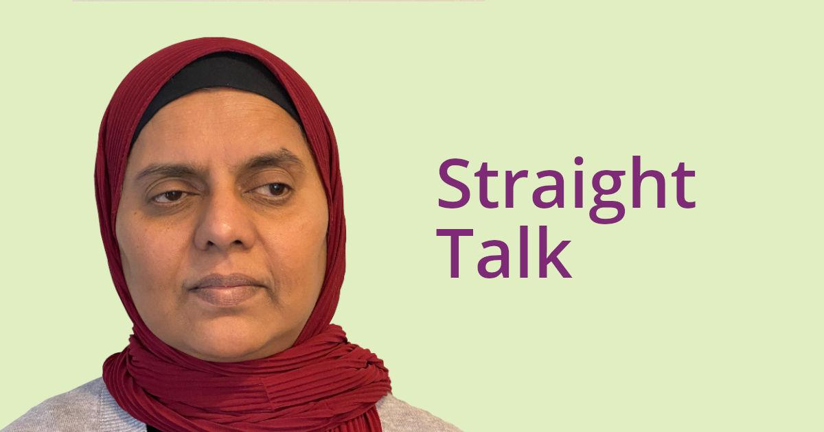 Rabia Khedr | Straight Talk | disability without poverty